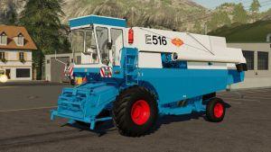 Fortschritt E516 Harvester Pack 1