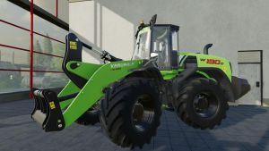 New Holland W190D 1