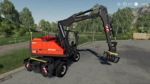 Excavator ATLAS Pack 2