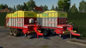 Pottinger Europrofi 5000 for Farming Simulator 2019