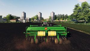 John Deere 1590 Grain Drill for Farming Simulator 2019