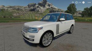 Range Rover Vogue 2014 1