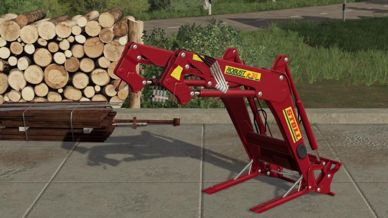Stoll Robust F30 for Farming Simulator 2019