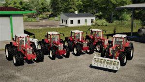 IHC C Family for Farming Simulator 2019