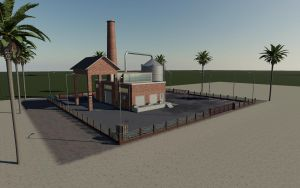 Sugar Factory for Farming Simulator 2019