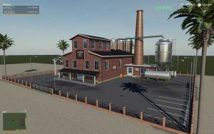 Whiskey Distillery FS19 V1.1 for Farming Simulator 2019