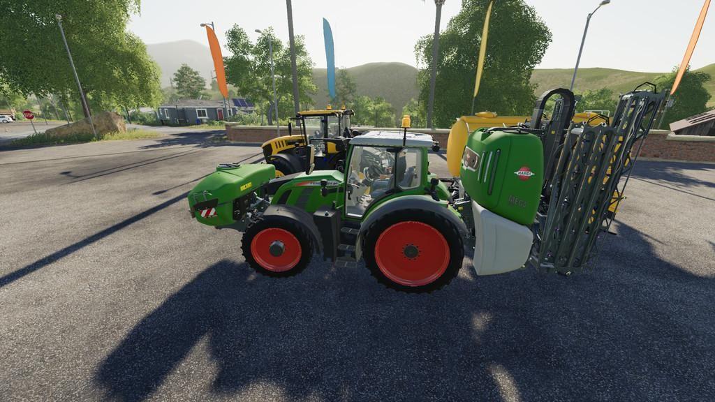 Hardi Interactive Sprayers V1.3 for Farming Simulator 2019