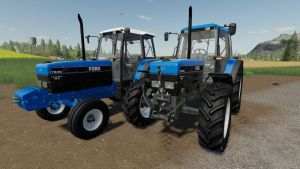 Ford 40 Series Pack v1.1 for Farming Simulator 2019
