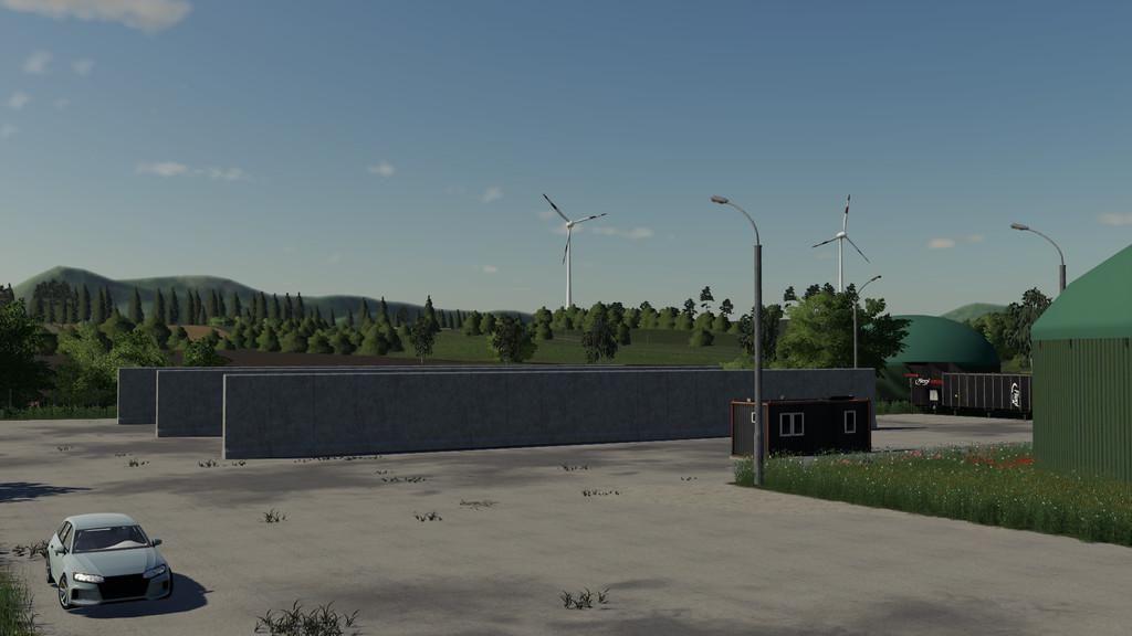 Babrosty Map V1.0.1 for Farming Simulator 2019
