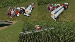 Kuhn Interactive Sprayers V1.3 for Farming Simulator 2019