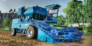 BRAUD 258 V1.5 for Farming Simulator 2019