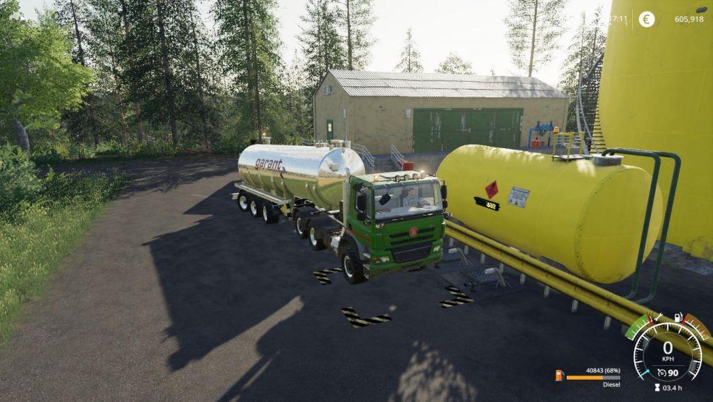 Kotte Multi TSA 30000 by Stevie for Farming Simulator 2019