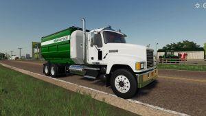 Mack Pinnacle Feed Truck V2.0 1