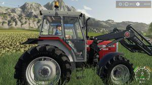 Massey Ferguson 4235 for Farming Simulator 2019