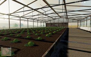 Watermelon Greenhouse for Farming Simulator 2019