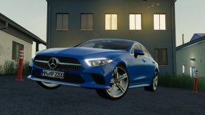 Mercedes-Benz CLS 2018 1