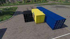ATC Container Pack V3.1.0.0 for Farming Simulator 2019