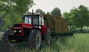 Zetor 16245 for Farming Simulator 2019