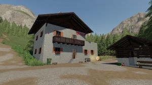Tyrolean Farm – Buildings for Farming Simulator 2019
