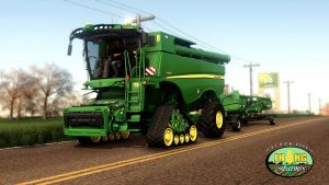 John Deere S600i (2012-2017) Series official 1