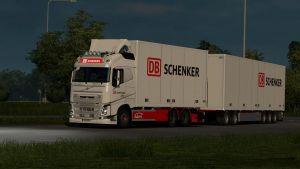Kraker/NTM/VAK/Ekeri Addon for Eugene's Volvo FH & FH16 2012 V2.1 1