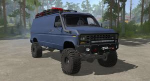 Ford E-350 Mod 1