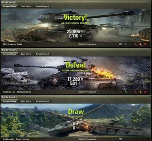 HAWG'S Tank Battle Results [1.6.1.0] 2