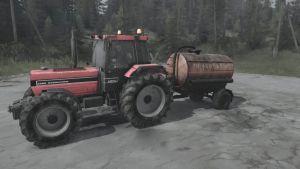 Case IH 1455XL Tractor 7