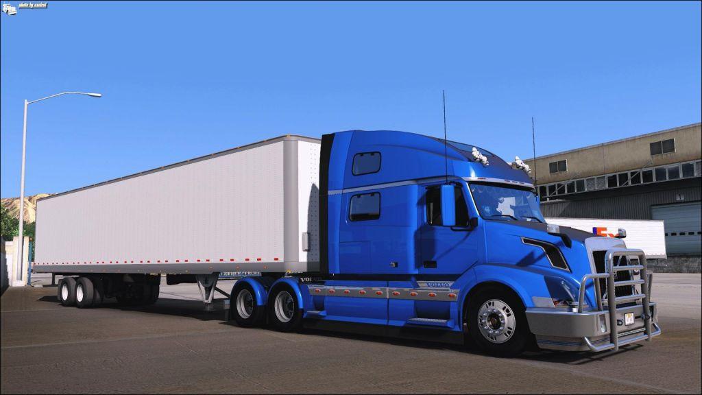 SCS Volvo VNL 780 Custom Parts and Upgrades V0.1.5 2