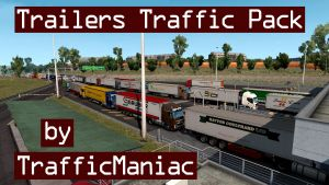 Trailers Traffic Pack by TrafficManiac V3.2 4