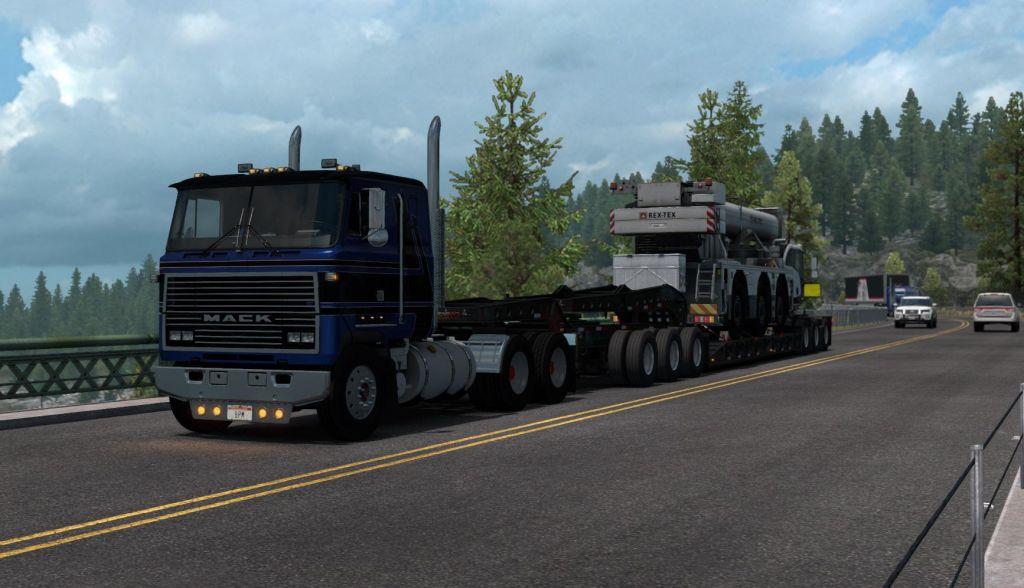 American Truck Simulator 10