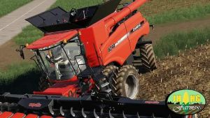Case IH Axial-Flow 240 Series V2.0.1 1