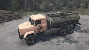KrAZ-63221 Truck 1