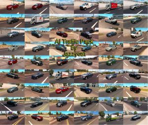 AI Traffic Pack by Jazzycat V7.4 1