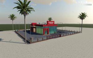 FS19 Lamborghini Factory for Farming Simulator 2019