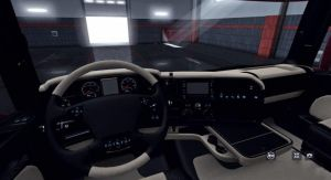 SCANIA RJL BLACK – BEIGE 6 SERIES EXCLUSIV INTERIOR 3