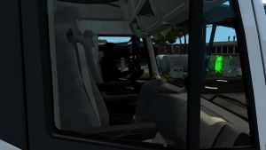 Exterior view reworked for Iveco Hi-Way 1