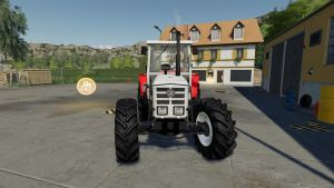 STEYR 8100 SK1 basic version for Farming Simulator 2019