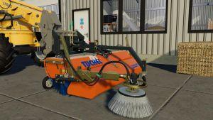 Tuchel-Sweep PLUS 590 1