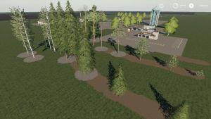 Test Map for Farming Simulator 2019