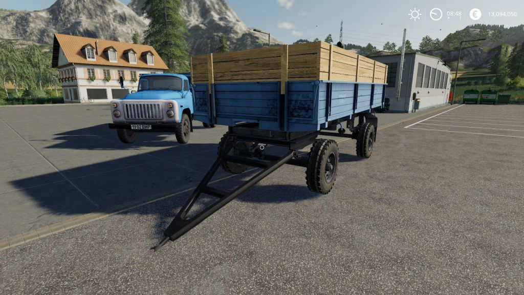PTS – 4 AUTOLOAD V1.2 for Farming Simulator 2019