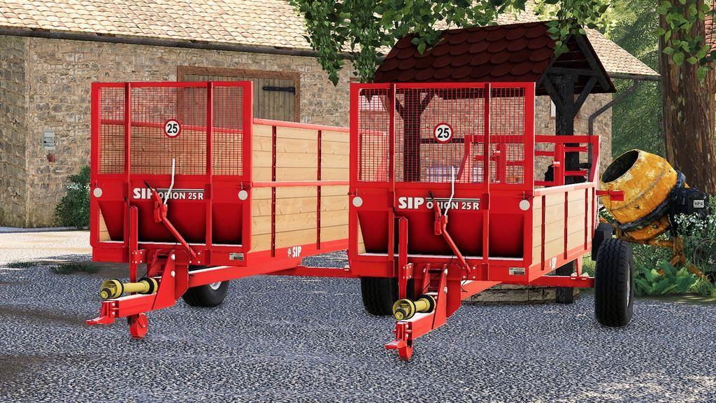 SIP ORION 25 for Farming Simulator 2019