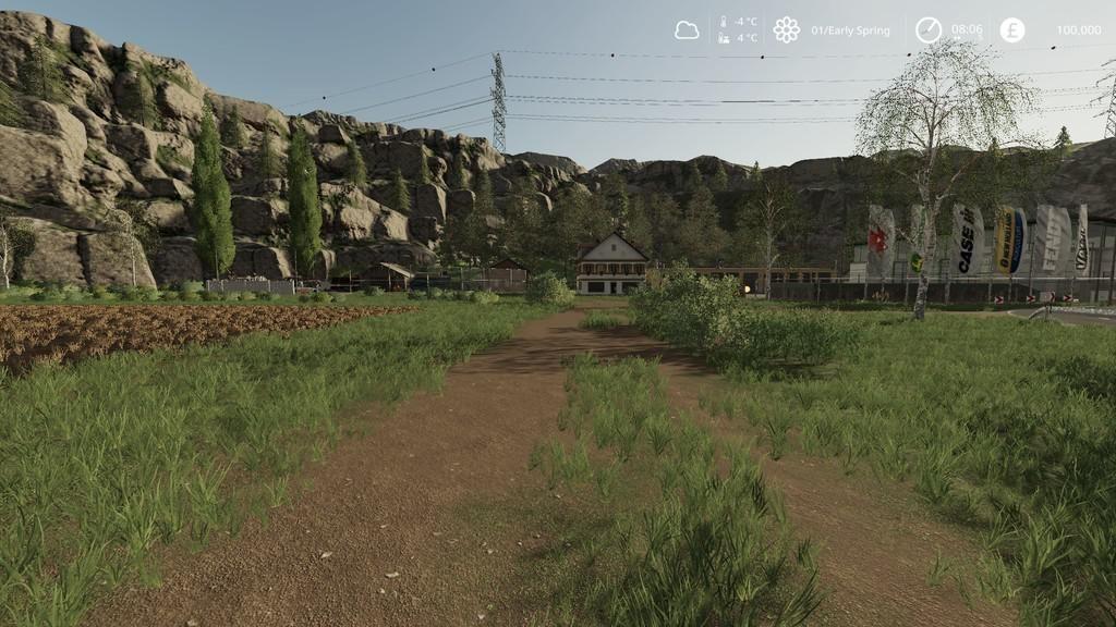 SEASONS GEO: GEISELBERG for Farming Simulator 2019