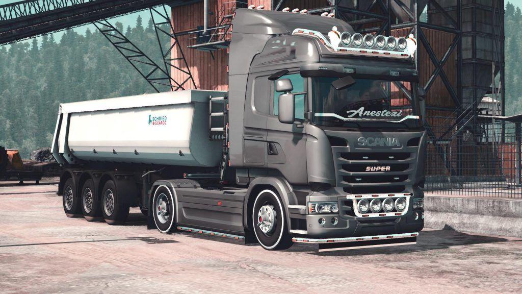 Scania Anestezi Truck 1.35.X 2