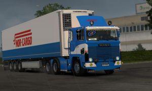 Scania 141 V8 1.35 3