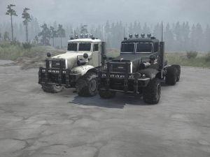 Kraz B1 Truck V2.0 2