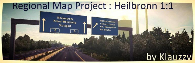 Regional Map Project: Heilbronn V1.0.8 2