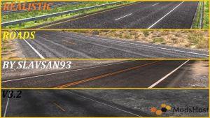 Realistic Roads V3.2 1