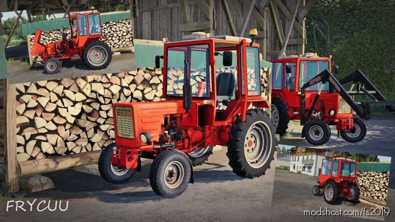 Wladimirec T25 V3.0 for Farming Simulator 2019