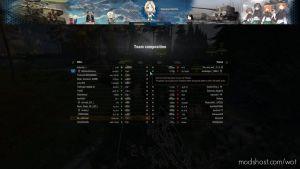 Girls Und Panzer Ui [1.6.0.0] for World of Tanks